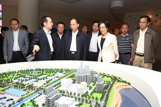 全国人大赴上海化工区开展安全生产执法检查